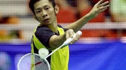 Tay vợt Nguyễn Tiến Minh gây sốc trên đất Trung Quốc