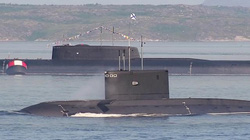 Quân sự thế giới: Tàu ngầm Nga dài nhất thế giới đầy uy lực