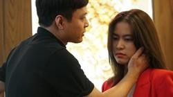 """Hoàng Thùy Linh và Hồng Đăng diễn cảnh yêu đương quá """"ngọt"""" trong phim mới"""
