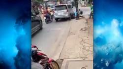"""Nóng 24h qua: Ô tô phóng """"bạt mạng"""" trốn CSGT, tông liên tiếp vào người đi đường"""