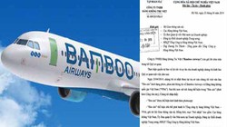 """Bamboo Airways  """"tố"""" lên Bộ GTVT vì nghi ngờ Vietnam Airlines bịa đặt sai sự thật"""