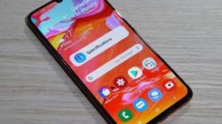 Trên tay Samsung Galaxy A70 mới ra mắt