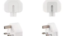 Apple thu hồi adapter sạc gắn tường do lỗi gây giật điện