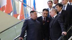 """Sang Nga, Kim Jong Un nói với Putin """"ý đồ xấu"""" của Mỹ"""