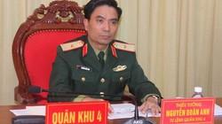 Hai tướng Quân đội chuyển đoàn đại biểu Quốc hội là ai?