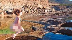 Chụp ảnh khỏa thân khi đi du lịch - trào lưu của giới trẻ Australia