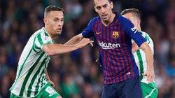 """""""Công thần"""" xác nhận chia tay Barcelona, ấn định bến đỗ mới"""