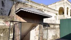 Ảnh: Căn hầm đặc biệt chống bom nguyên tử ở Hoàng thành Thăng Long