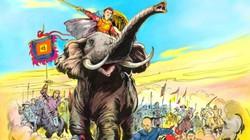 Nữ tướng Tây Sơn nào thuần phục voi trắng, khiến giặc phương Bắc khiếp sợ?