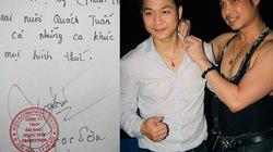 Quách Tuấn Du hé lộ bản cam kết đặc biệt từ bố nuôi Ngọc Sơn