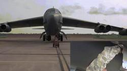 """Cách khởi động kỳ lạ của pháo đài bay """"B-52 rải thảm"""""""