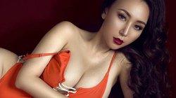 Bà xã Khắc Việt diện bikini khoe dáng vóc nữ tính