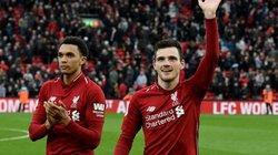 """Choáng với thành tích của """"đôi cánh"""" Liverpool"""