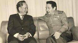 Nhớ những chuyến tháp tùng Đại tướng Lê Đức Anh công tác nước ngoài