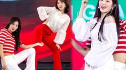 Nữ thần nhan sắc xứ Hàn quá gợi cảm khiến fan Việt phấn khích