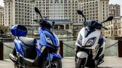 Xe ga Suzuki Swing-R ra mắt, so găng với Honda Air Blade