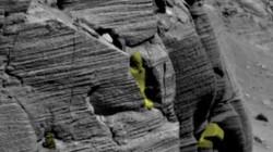 Ảnh chụp của NASA chứng minh người Ai Cập cổ đại đến từ sao Hỏa?