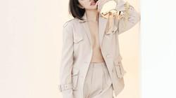 Hot girl Thiên Nga nói gì về sở thích mốt no bra