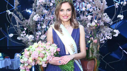 Người đẹp giống Angelina Jolie đăng quang Hoa hậu Slovakia 2019