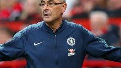 Chelsea hòa hú vía M.U, HLV Sarri nói điều bất ngờ