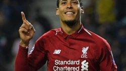 CHÍNH THỨC: Siêu trung vệ của Liverpool xuất sắc nhất ngoại hạng Anh