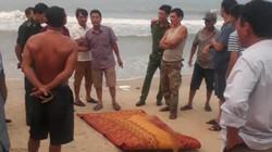 Quảng Trị: Thanh niên chết đuối khi tắm biển