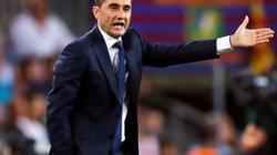 HLV Valverde tuyên bố điều bất ngờ khi Barca đối đầu Liverpool