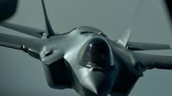 Tiêm kích tàng hình F-35A của Mỹ lần đầu thực chiến, dội bom khủng bố IS