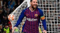 Lập cú đúp vào lưới Liverpool, Messi nói điều bất ngờ