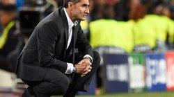 "HLV Valverde mơ ""cú ăn ba"" sau khi Barca đè bẹp Liverpool"