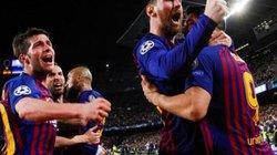 """Lập cú đúp vào lưới Liverpool, Messi lập luôn thành tích """"khủng"""""""