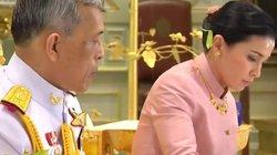 Vua Thái Lan lập nữ tướng làm hoàng hậu ngay trước lễ đăng quang