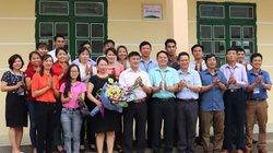 Báo NTNN/Dân Việt - Quỹ Thiện Tâm: Khánh thành điểm trường bản Toong
