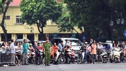 Quốc tang nguyên Chủ tịch nước: Các tuyến đường nào sẽ bị cấm?
