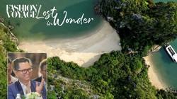Giới mộ điệu trầm trồ vì hòn đảo trái tim - nơi tổ chức Fashion Voyage