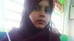 """Thông tin mới vụ cô gái Pakistan bị """"cưỡng hiếp, sát hại"""" tại bệnh viện"""
