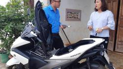 Một cửa hàng xe máy bị tố bán hàng gian dối