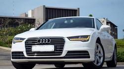 Lọt mùi xăng vào xe, nhiều ô tô hạng sang Audi bị triệu hồi