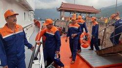 52 thuyền viên gặp nạn tại vùng biển Hoàng Sa đã được đưa vào bờ