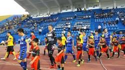 Hàng nghìn trẻ em tham dự trại hè bóng đá