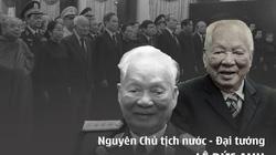 Những dòng tiễn biệt xúc động tại lễ tang Đại tướng Lê Đức Anh