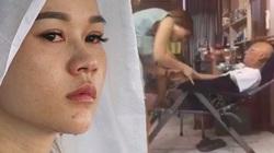 Con gái cố nghệ sĩ Lê Bình đăng clip chăm sóc cha lúc cuối đời gây xúc động