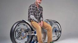 Fuller Moto Majestic 2029: Xe đạp độ phong cách nhất mọi thời đại