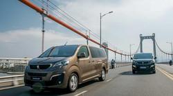 MPV cao cấp Peugeot Traveller giá từ 1,7 tỷ đồng tại Việt Nam