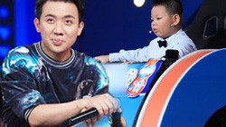 Lội ngược dòng xuất thần, cậu bé 6 tuổi xác lập kỷ lục Nhanh Như Chớp Nhí