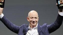 """Sốc: """"Cày cuốc"""" cả đời cũng chỉ kiếm được số tiền bằng Jeff Bezos """"ngồi chơi"""" 15 phút"""