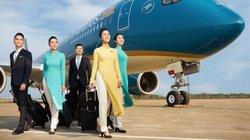 """Vietnam Airlines """"xanh mướt"""" ngày  chào sàn HoSE"""