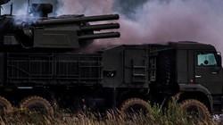 Đại chiến Syria: Pantsir-S1,Tor-M1 bắn hạ 27 quả rốc két của phiến quân