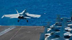 Iran đưa tên lửa đạn đạo lên tàu chiến, tấn công quân đội Mỹ ở Trung Đông?