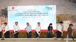Thủ tướng Nguyễn Xuân Phúc dự lễ khởi công trại bò sữa 20.000 con